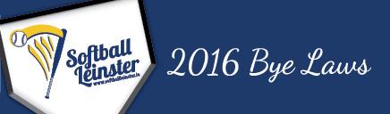 2016 Bye laws